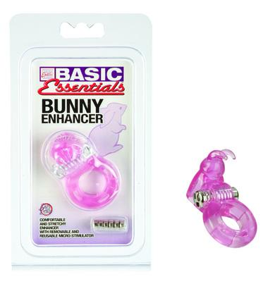 Basic Essentials Bunny Enhancer Pink