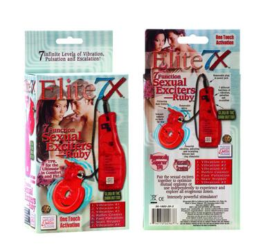 Elite 7x 7 Function Sexual Exciters