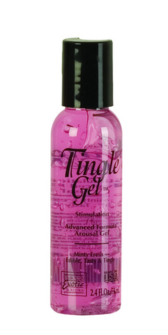 Tingle gel 2.4 oz