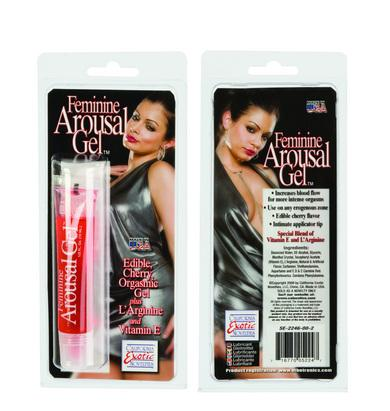 Feminine Arousal Gel 0.5 oz