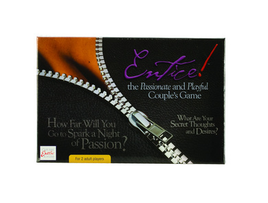 Entice Game Sex Toy Product