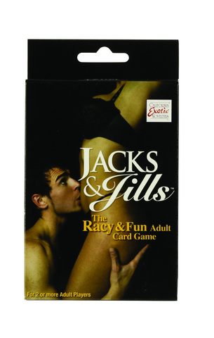 Jacks And Jills Game Sex Toy Product