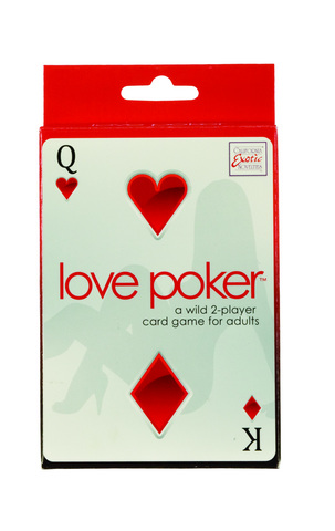 Love Poker Game Sex Toy Product
