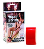 Lover's Super Strap Ribbon - Red