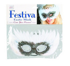 Festiva Exotic Mask White