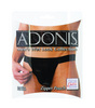 Adonis Mens Wet Look Zipper Pouch