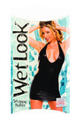 Wet Look Lingerie  Strappy Halter