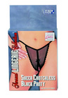 Sensual Collection Sheer Crotchless