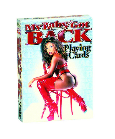 My Baby Got Back Cards Bulk