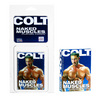 Colt naked muscles men playing cards