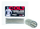Colt hand job stroker