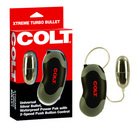 Colt xtreme turbo bullet waterproof power pak 2-speed