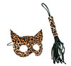 Passion Play Kitty Kat Mask & Whip