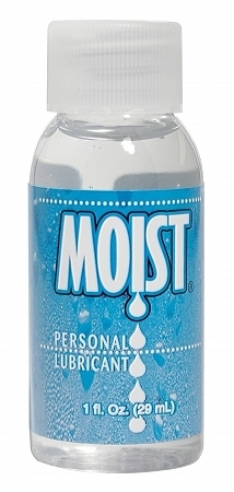 Moist Personal Lubricant 1 fl.oz.