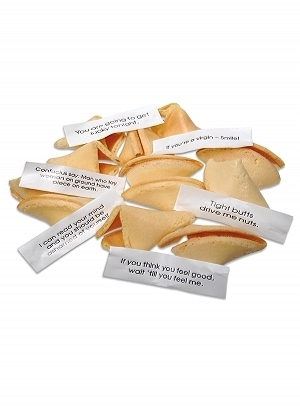 X rated fortune cookies