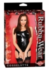 Rubba-Wear Latex Corset