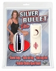 Silver Bullet Vibe - Silver Sex Toy Product