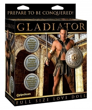 Gladiator Doll