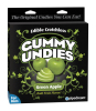 Male gummy undies - apple