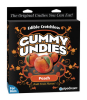 Male gummy undies - peach