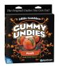 Edible Male Gummy Undies Peach