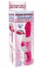 Wallbanger deluxe rabbit rotating and waterproof - pink