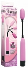 Flexa Pleaser Waterproof Massager - Pink