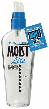 Moist Lite Lube 4 oz