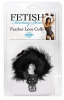 Fetish fantasy feather love cuffs