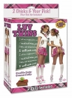 Luv twins - includes 2 blow up dolls