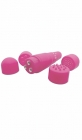 Neon Luv Touch Mini Mite Massager Waterproof - Pink Sex Toy Product