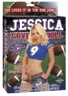 Jessica Inflatable Love Dolls Sex Toy Product