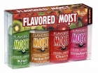 Flavored moist sampler - pack of 4 / 1 oz