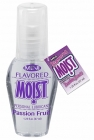 Mini flavored moist - 1.25 oz passion fruit Sex Toy Product