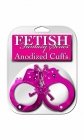 Fetish fantasy series anodized cuffs - pink