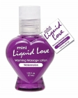 Liquid Love Massage Lotion Watermelon 1.25oz Sex Toy Product