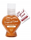 Mini Liquid Love Warming Massage Lotion Cinnamon 1.25oz