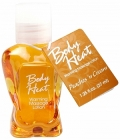 Mini body heat  - 1.25 oz peaches n' cream