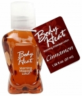 Body Heat Warming Massage Lotion Cinnamon 1.25oz. Sex Toy Product
