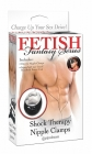 Fantasy Shock Therapy Nipple Clamps