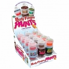 Body Paint Display 12Pc
