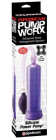 Pump worx silicone power pump - purple