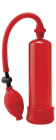 Pump Worx Beginners Pump Red Sex Toy Product