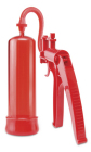 Deluxe Fire Power Pump Red Sex Toy Product