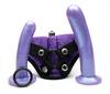 Bend Over Intermediate Harness Kit - Purple
