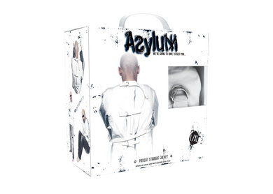 Asylum Patient Straight Jacket L/XL