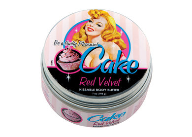 Cake Red Velvet Body Butter