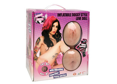 Joanna Angel Doggie Style Love Doll