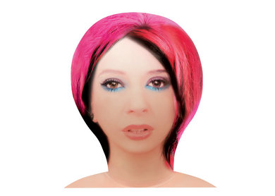 Joanna angel inflatable doggie style love doll