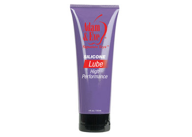 Adam and Eve Silicone Lube 4 oz